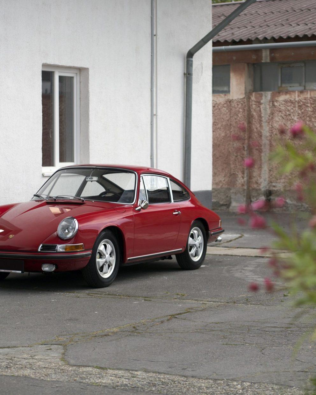 Porsche 911S 22
