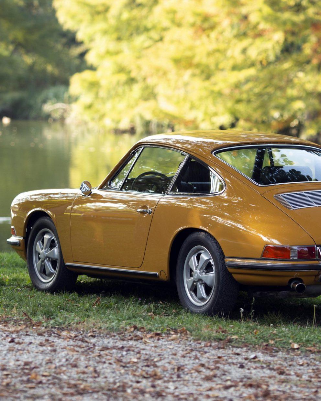Porsche 911S 11