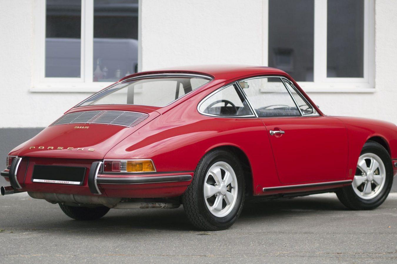 Porsche 911S 10