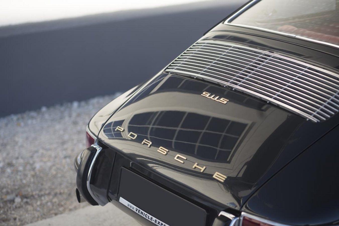 Porsche 911S 6