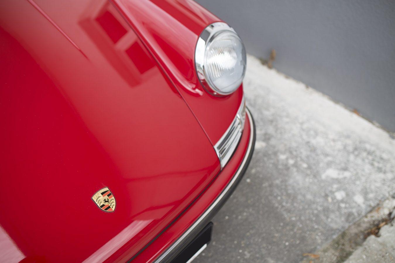 Porsche 911S 24