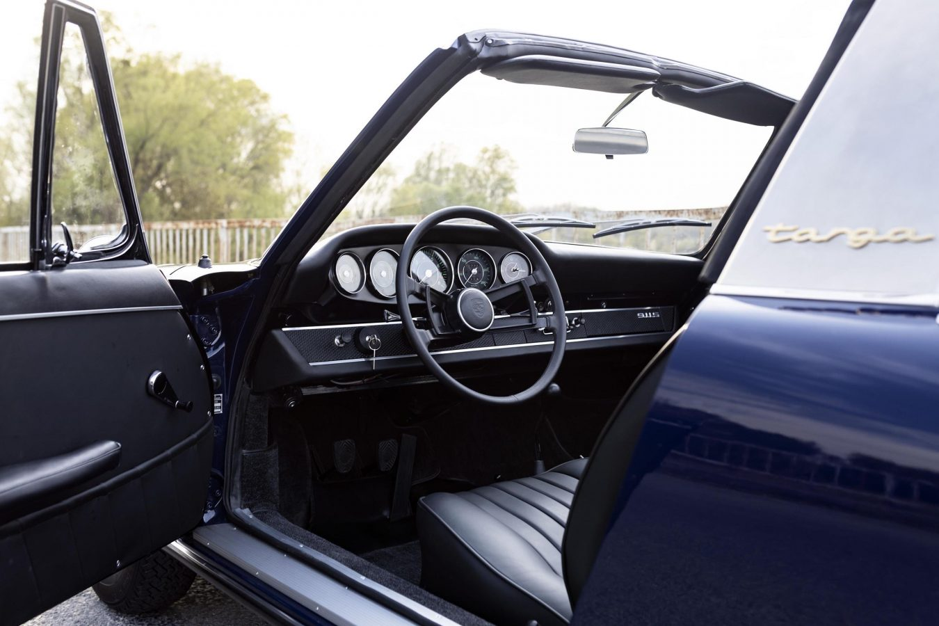 Porsche 911S Softwindow Targa 24