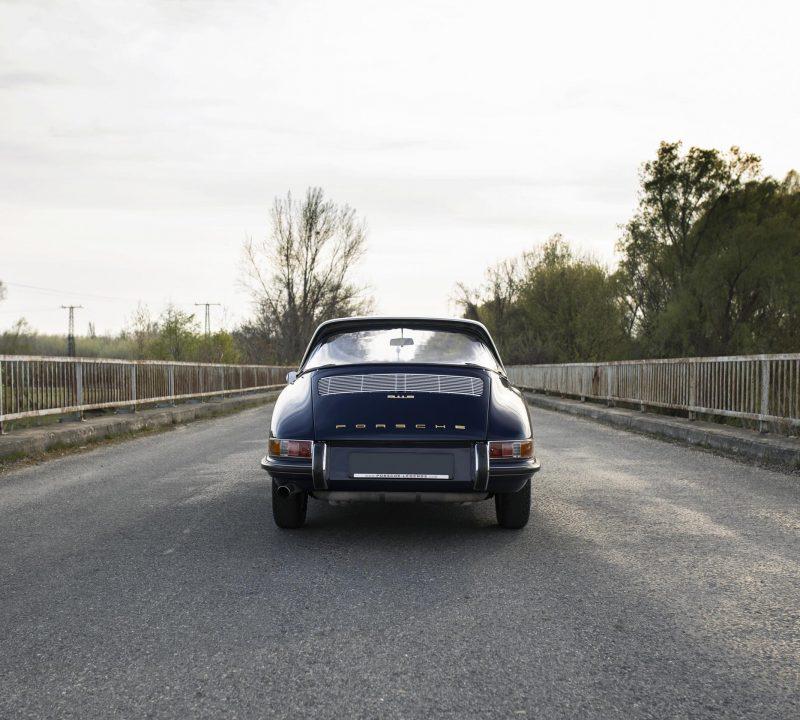 Porsche 911S Softwindow Targa 30