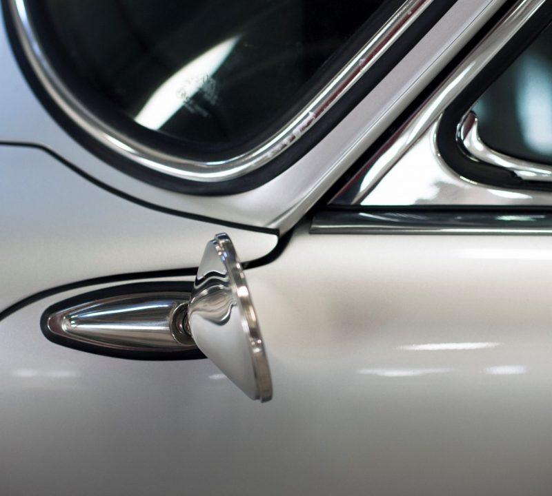 Porsche 911S SWB Softwindow Targa Seitenspiegel