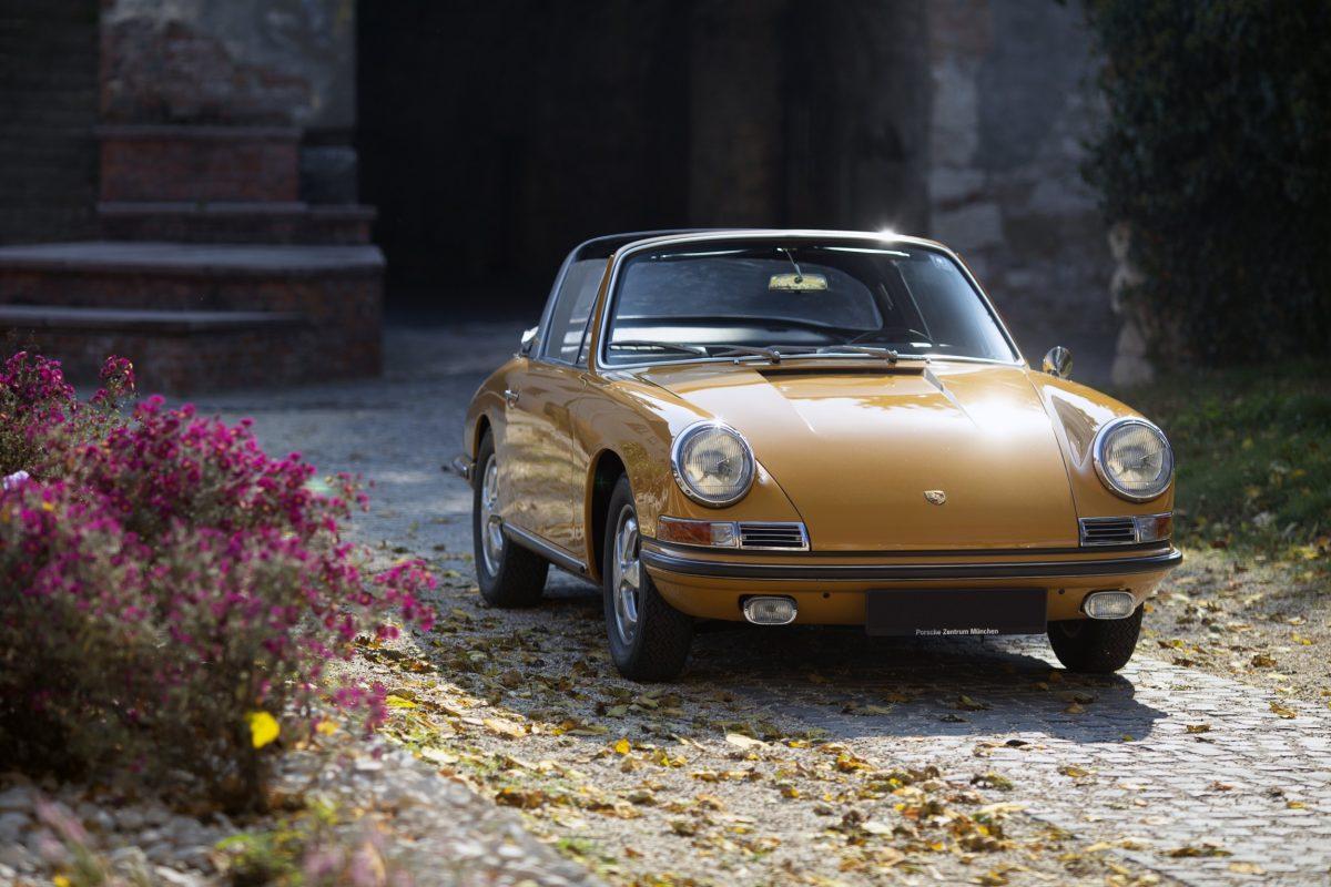 Porsche 911S SWT 1