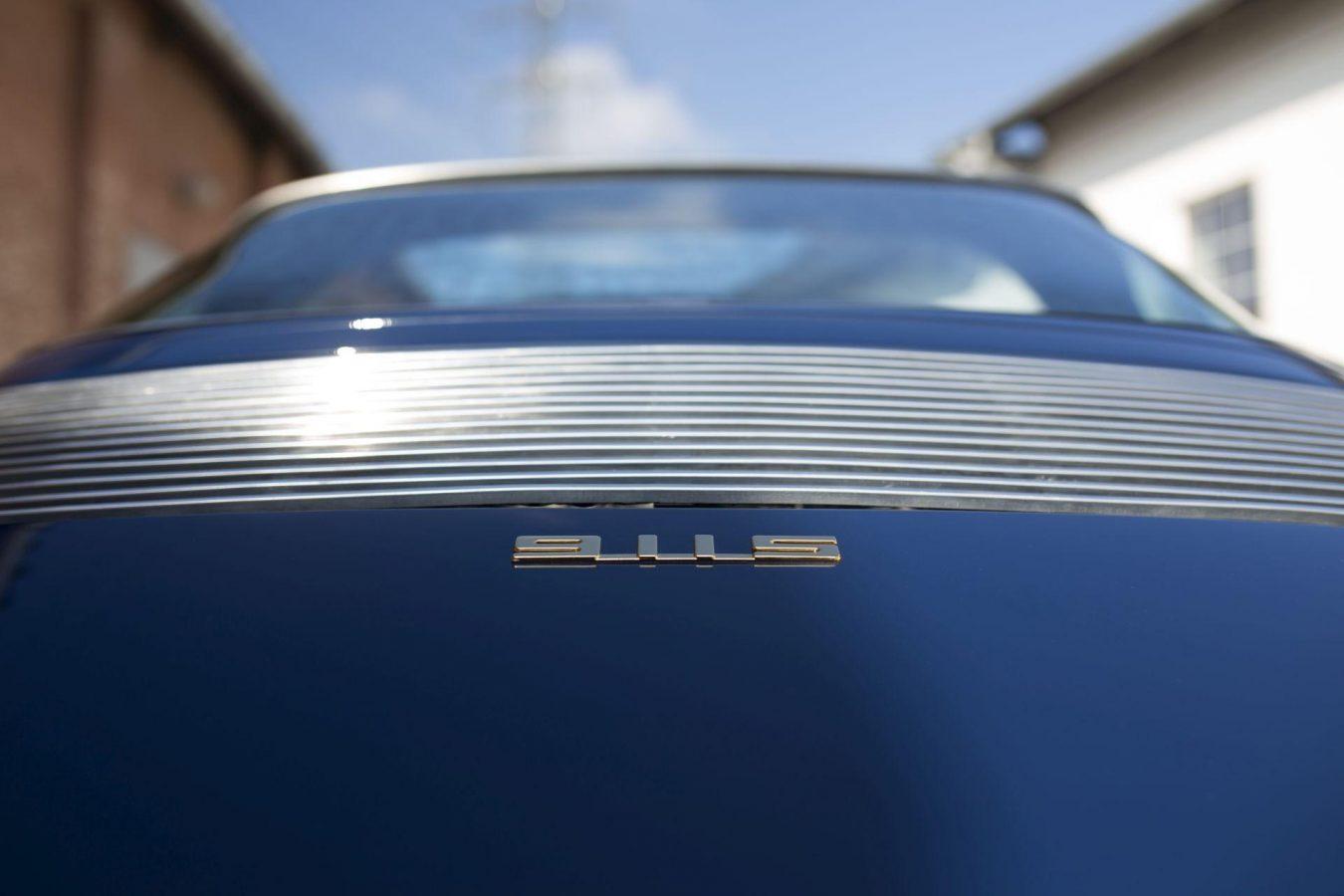 Porsche 911S Targa Kofferraum außen