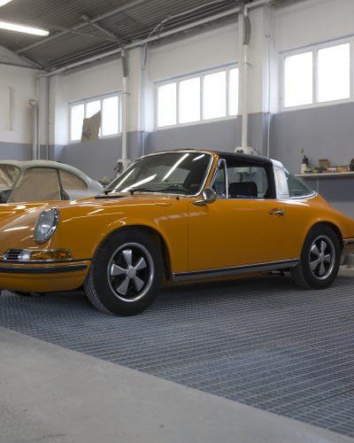 Porsche 911S Targa 1970