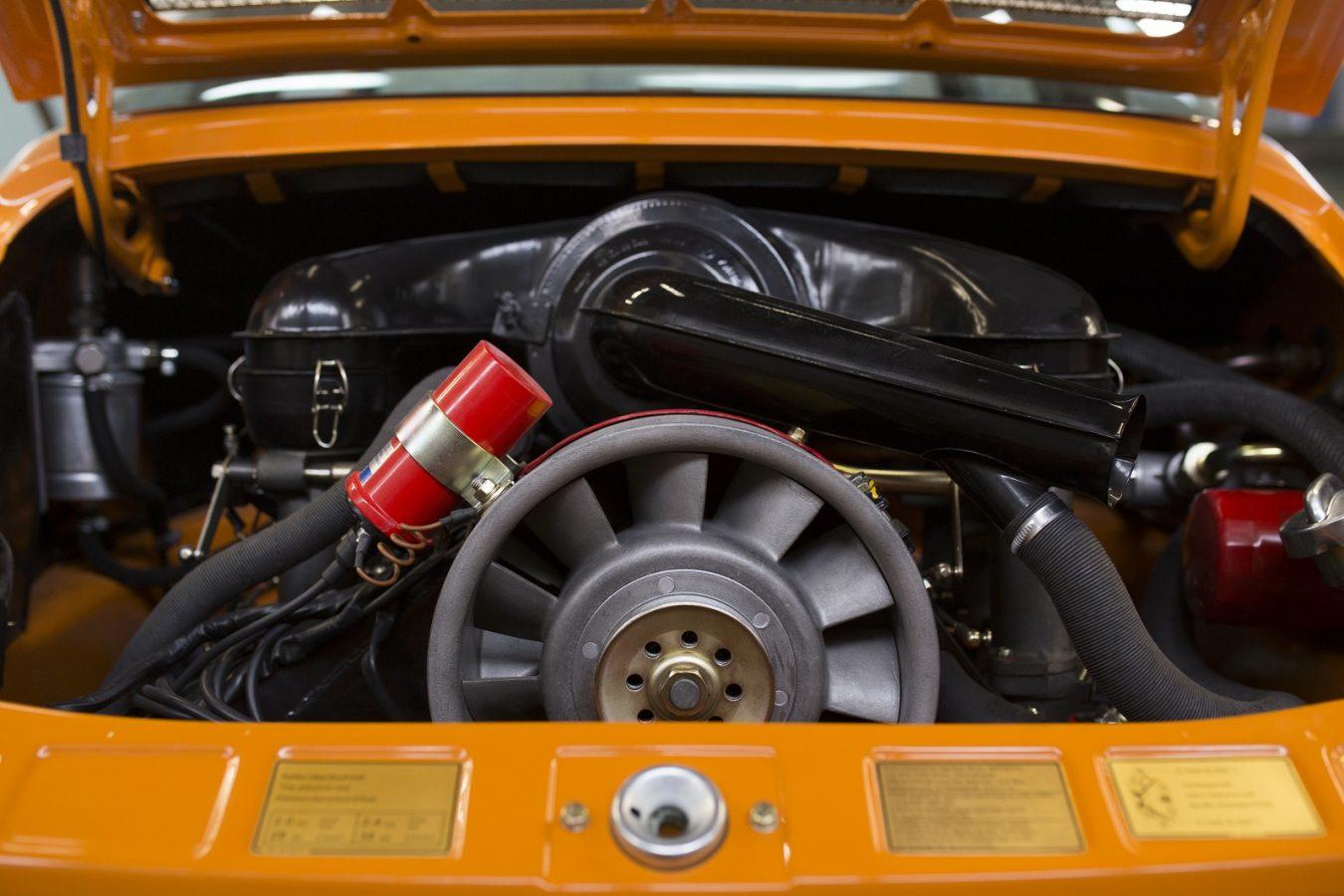 Porsche 911S Targa 1