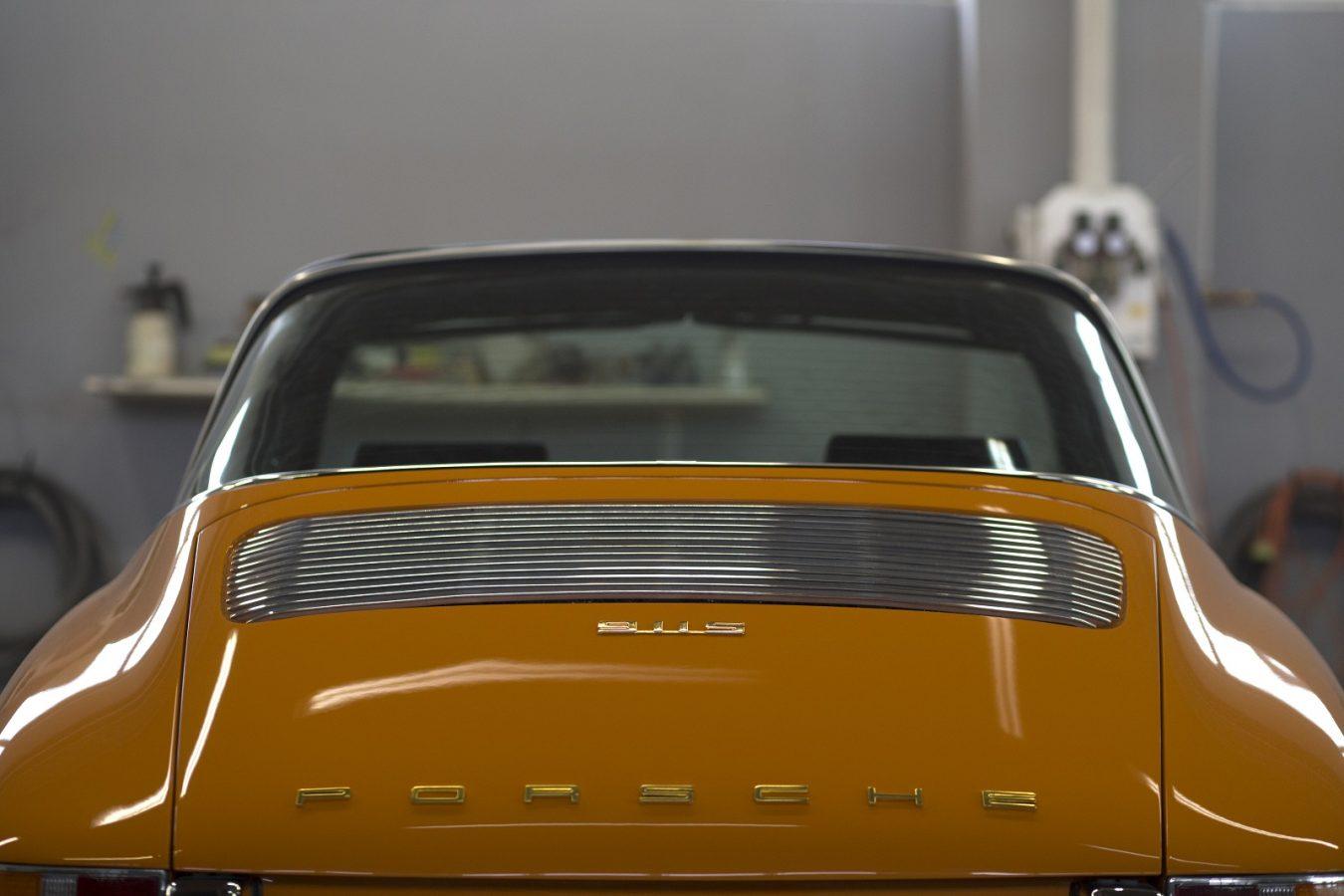 Porsche 911S Targa 3