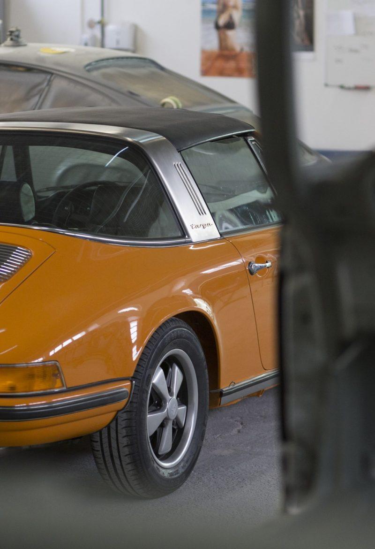 Porsche 911S Targa 7