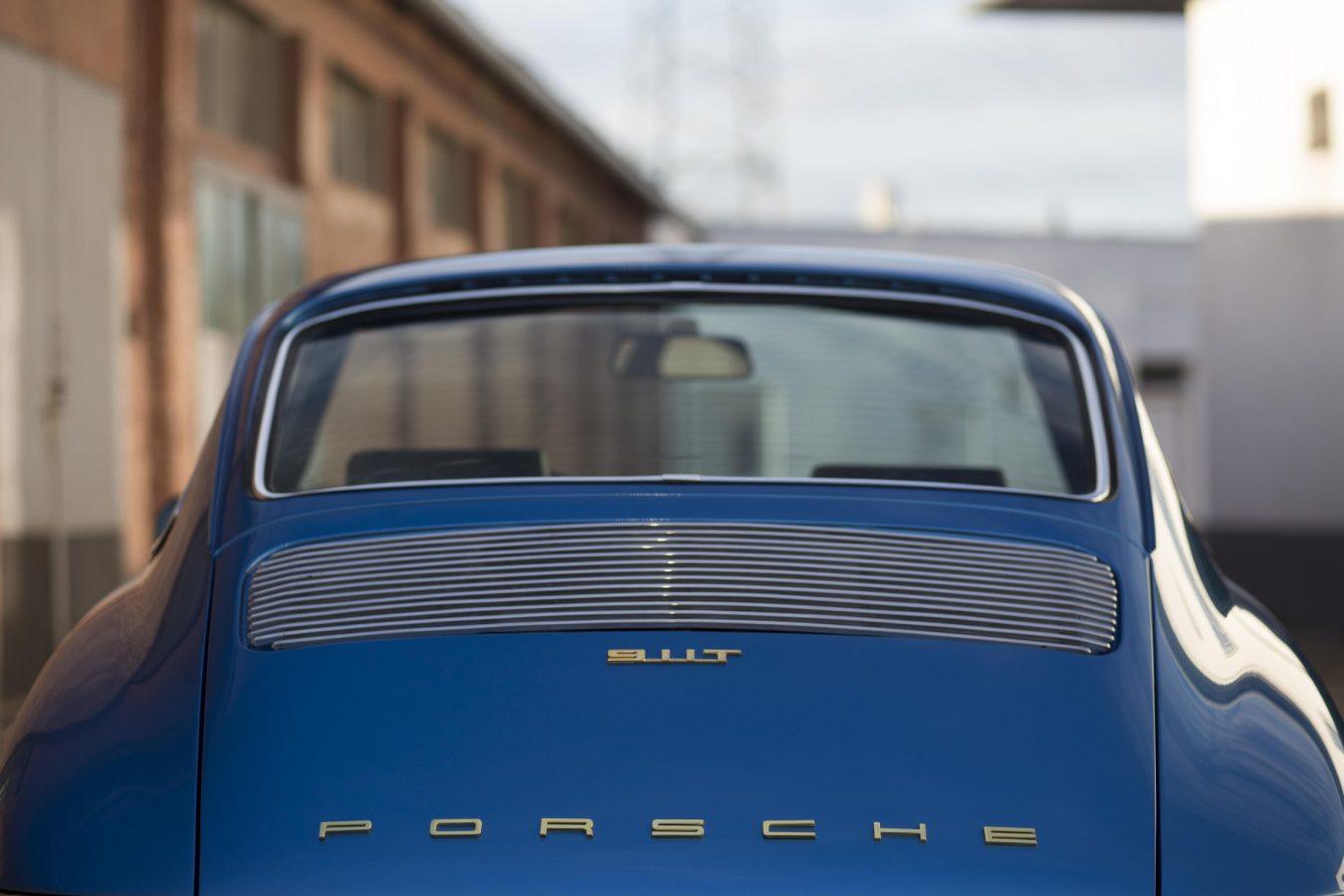 Porsche 911T Metallic Blau 9
