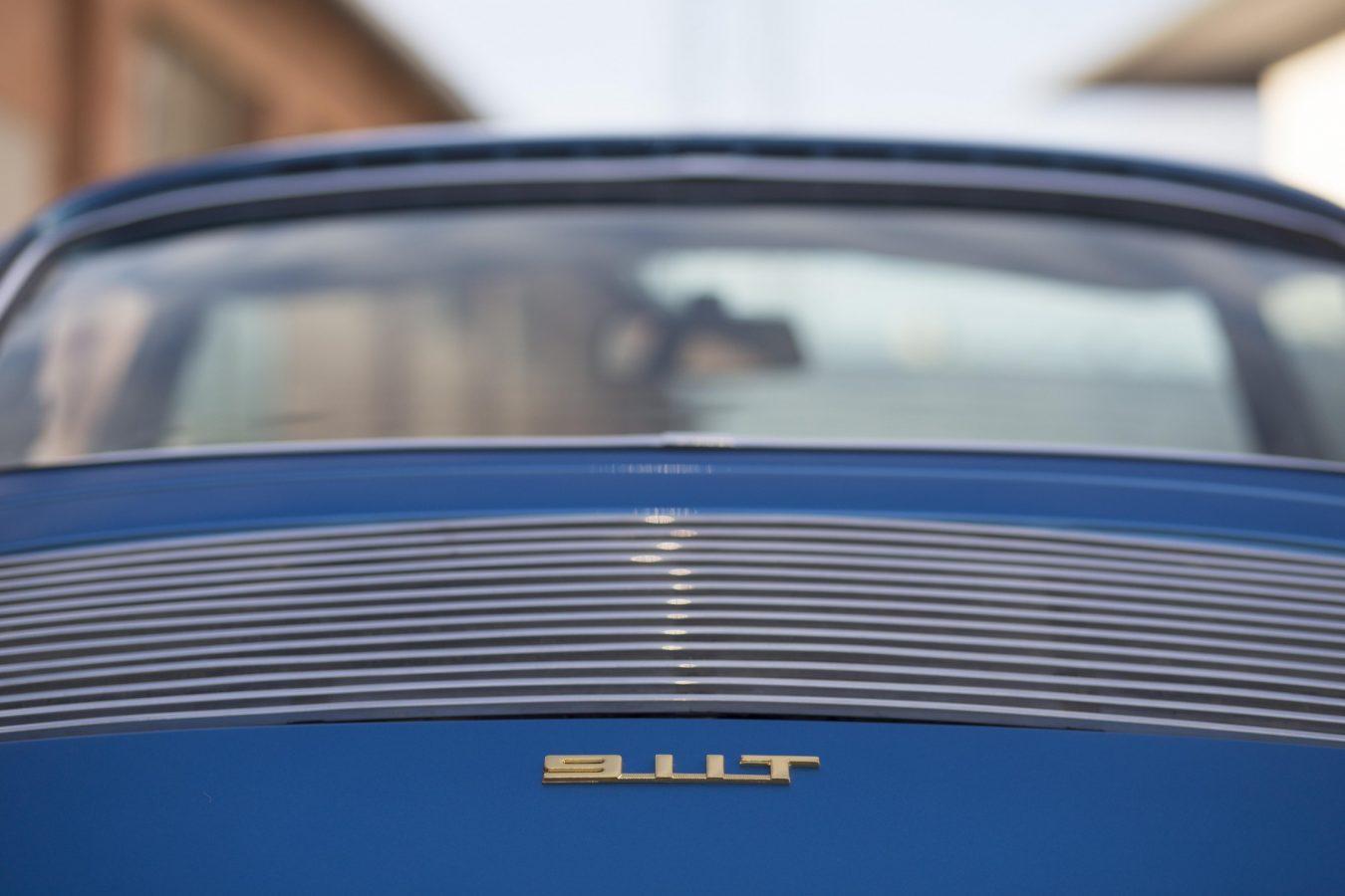 Porsche 911T Metallic Blau 10