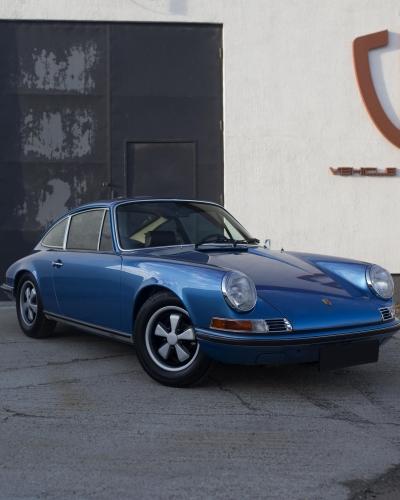 Porsche 911T Metallic Blau 12