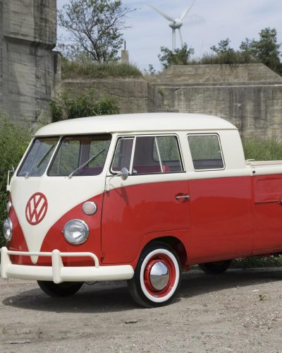 Volkswagen T1 Pritsche DOKA