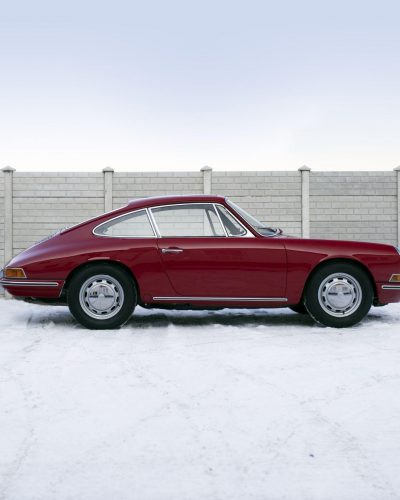 Porsche 911 SWB 8