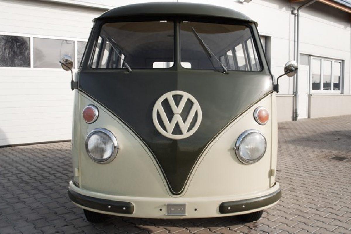 Volkswagen T1 Micro von vorne