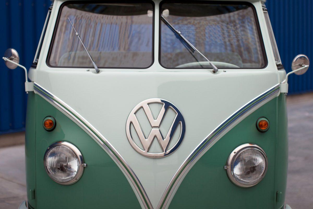 Volkswagen T1 Samba von vorne