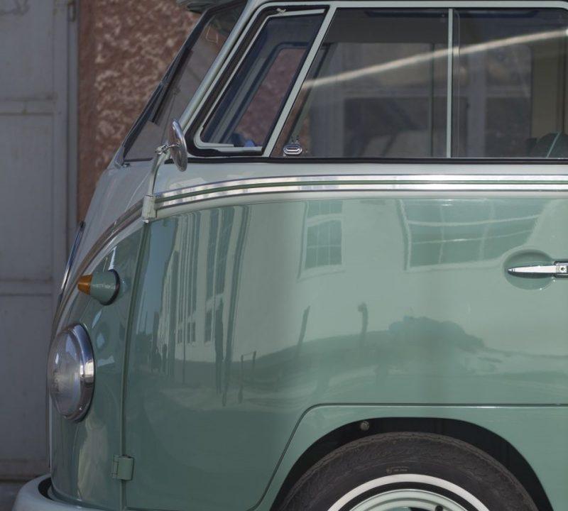 Volkswagen T1 Westfalia Vordertür