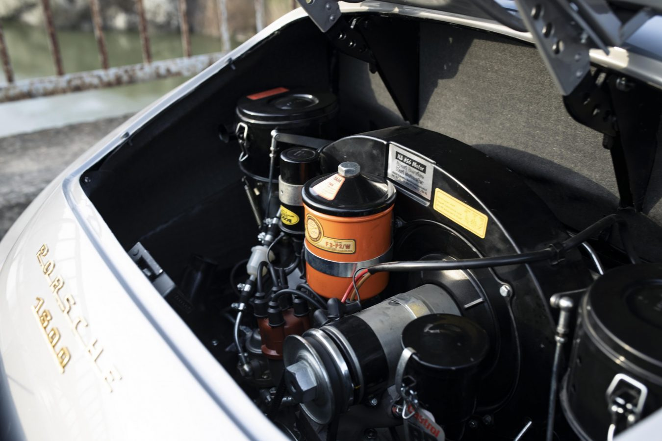 Porsche 356B T5 Roadster 4