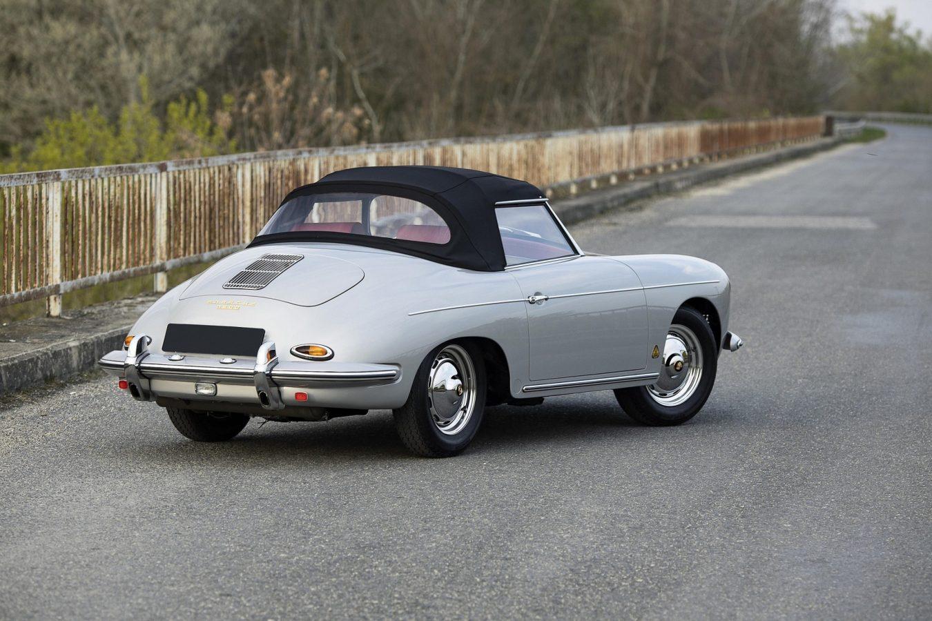 Porsche 356B T5 Roadster 5