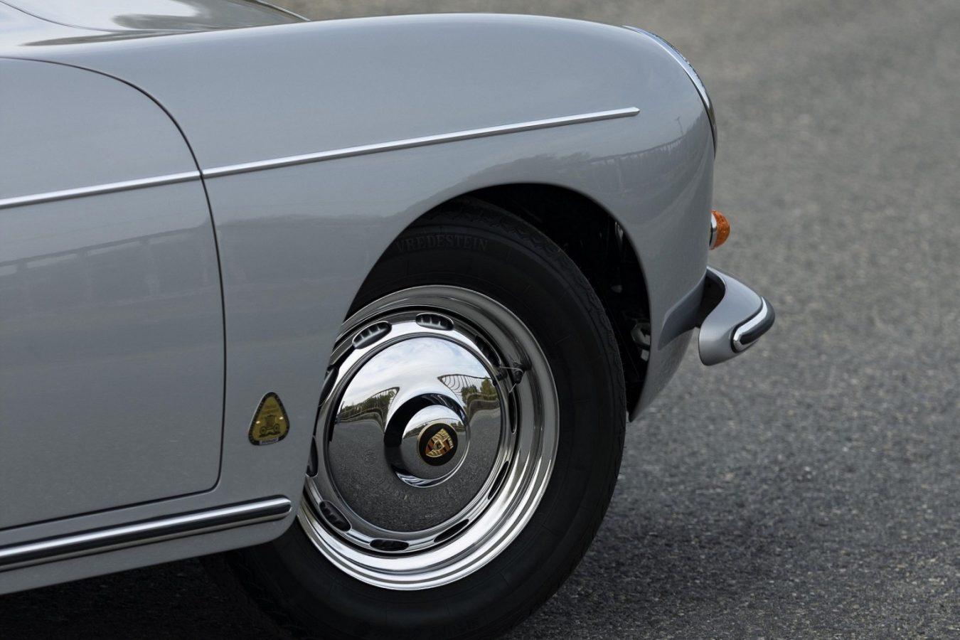 Porsche 356B T5 Roadster 6