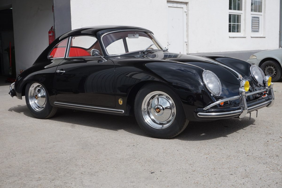Der ultimative Porsche 356 9