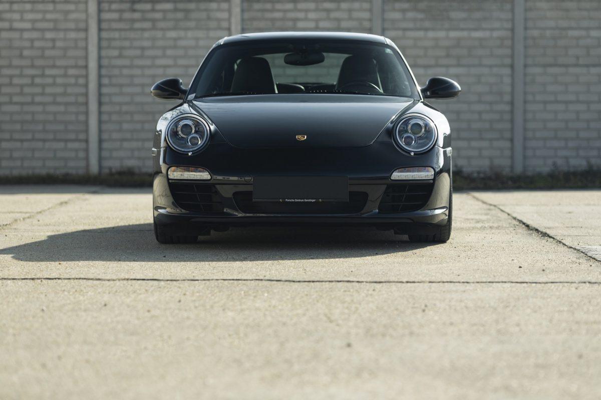 Die sechte Generation Porsche 911 9