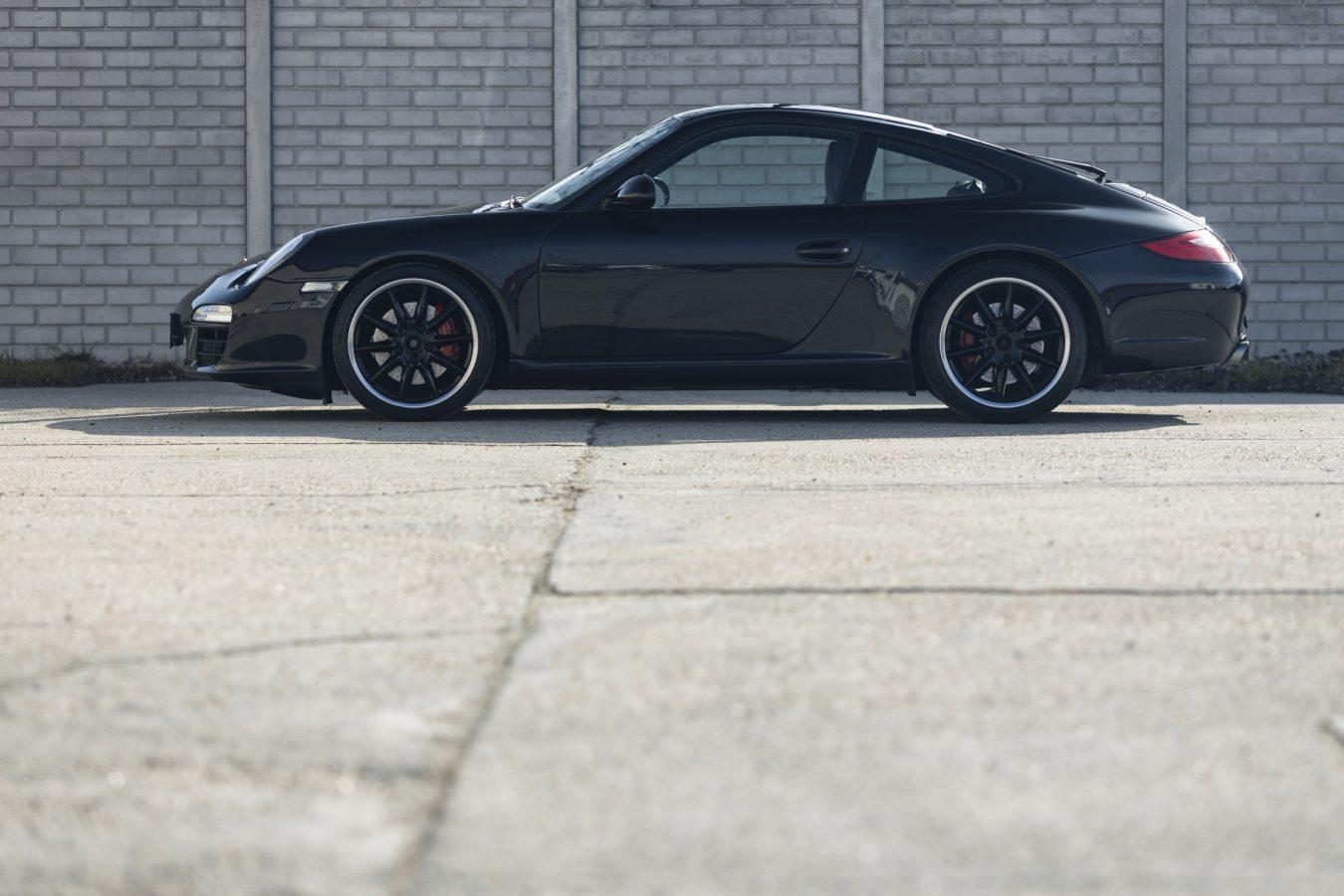 Die sechte Generation Porsche 911