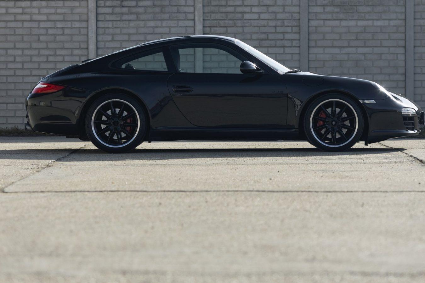 Die sechte Generation Porsche 911 3