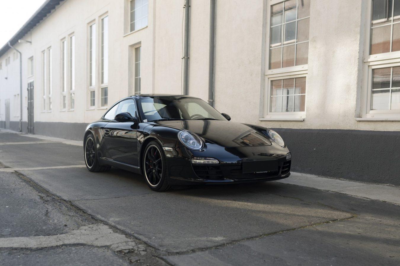 Die sechte Generation Porsche 911 6