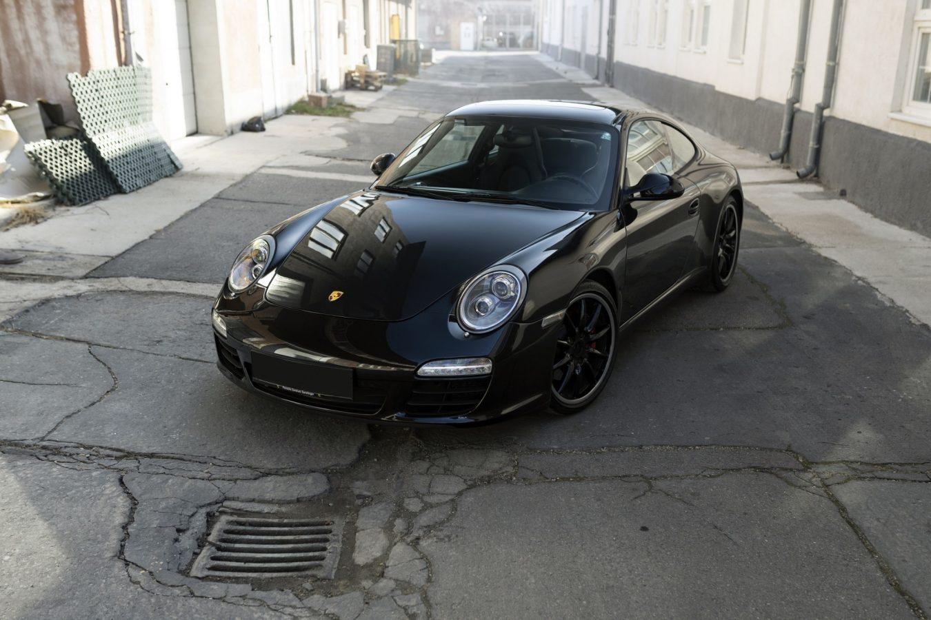 Generationswechsel bei Porsche