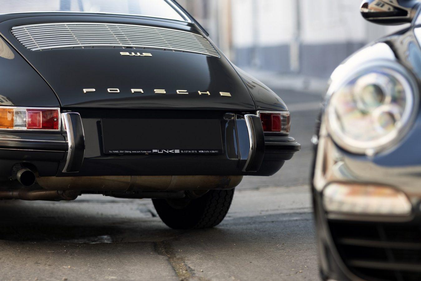 Urelfer und Porsche 997
