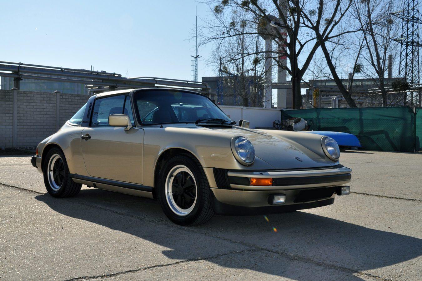 Hellbronze Metallic Porsche 3