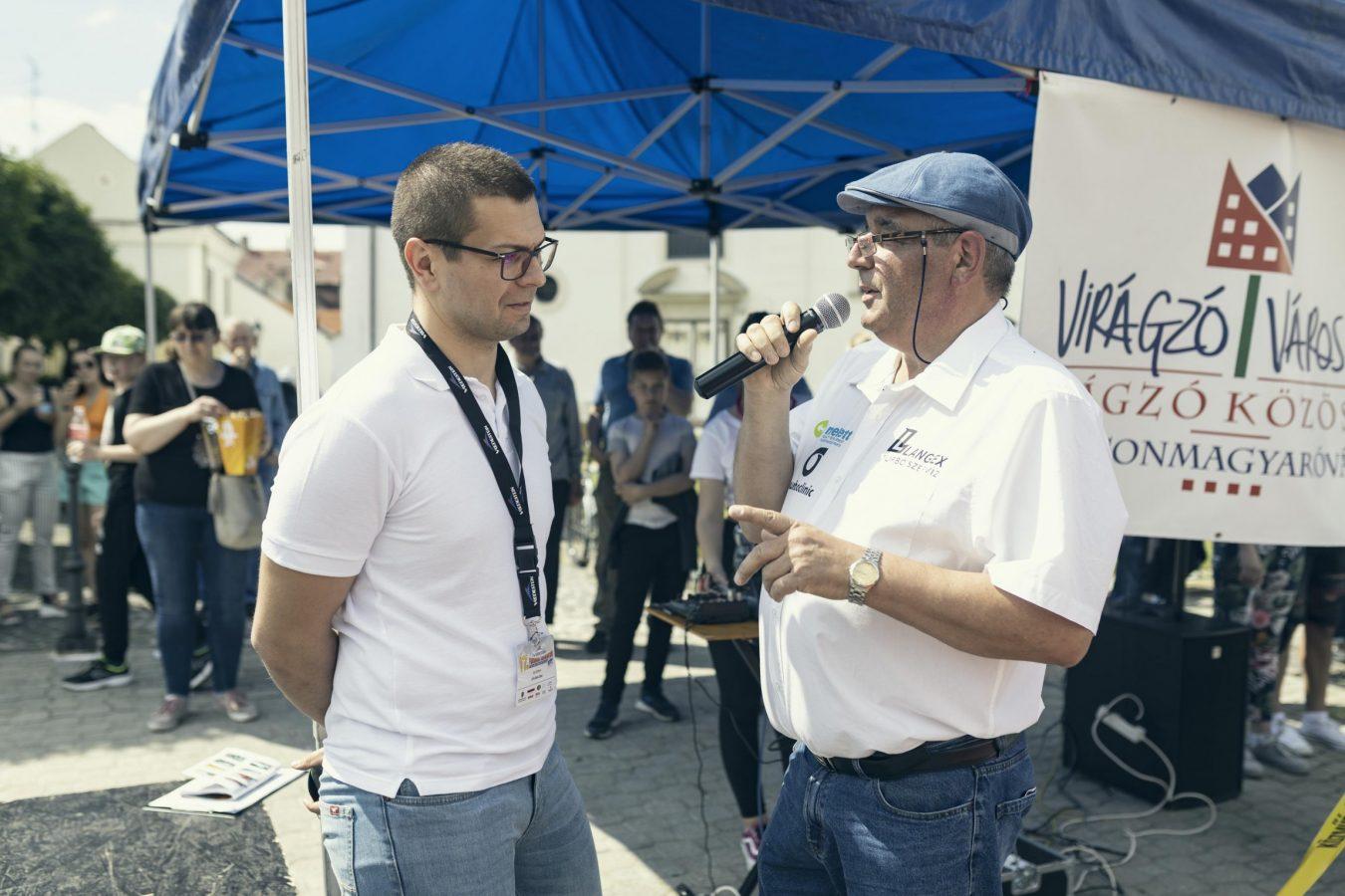 Otto Olar, Teilhaber der Firma Vehicle-Experts