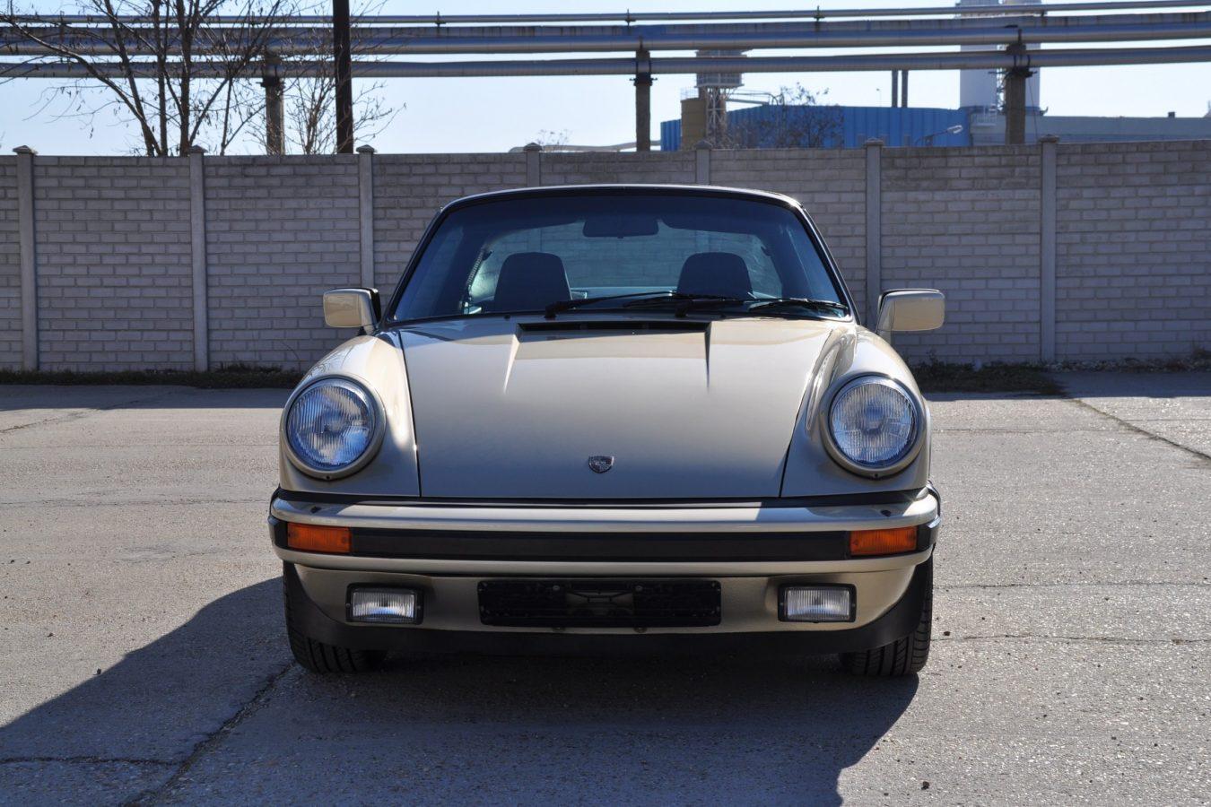 Youngtimer Porsche