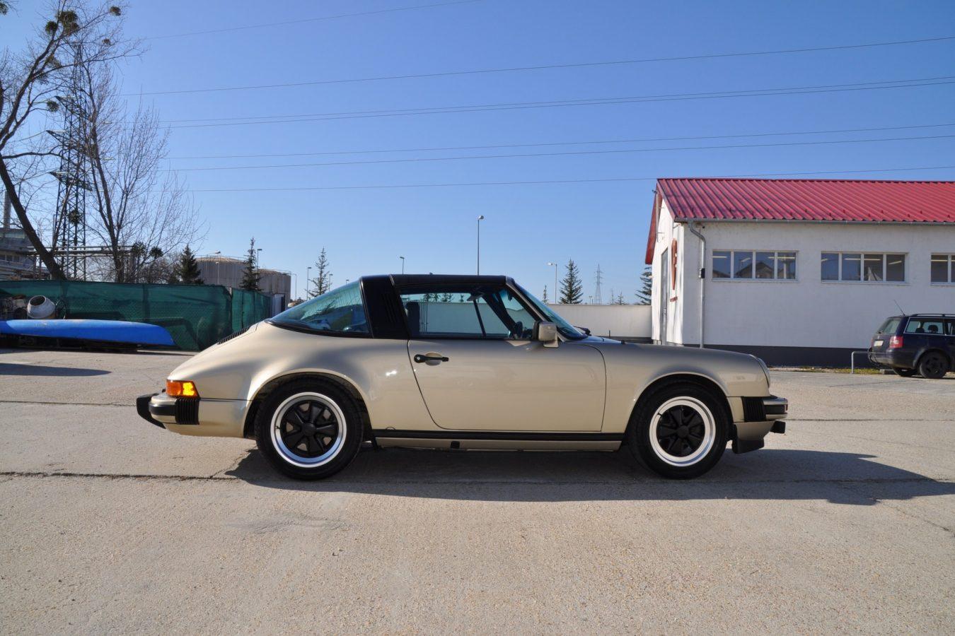Porsche 911SC Targa