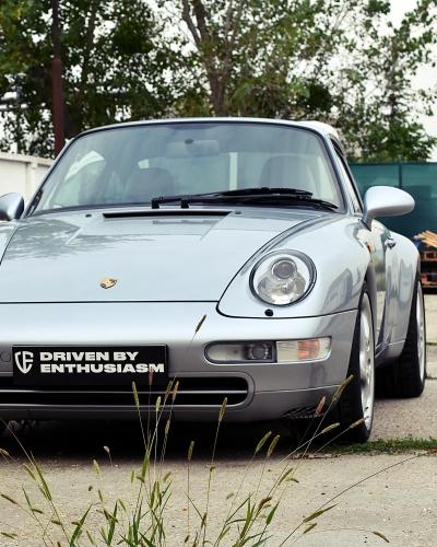 Porsche 911 993 aus 1995