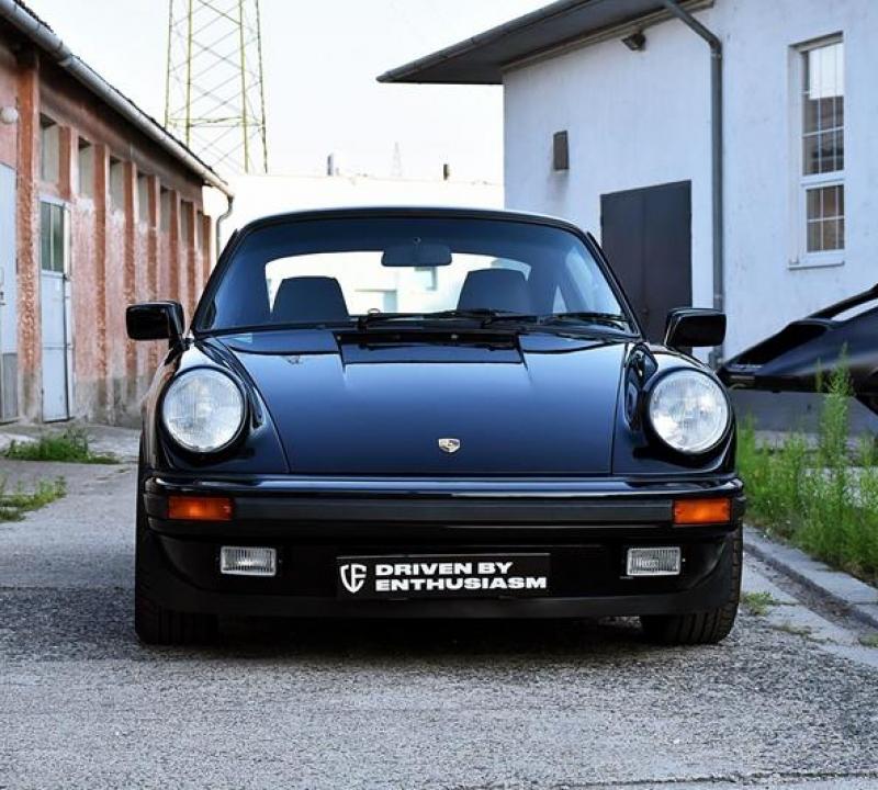 Porsche 911 Coupé aus 1986