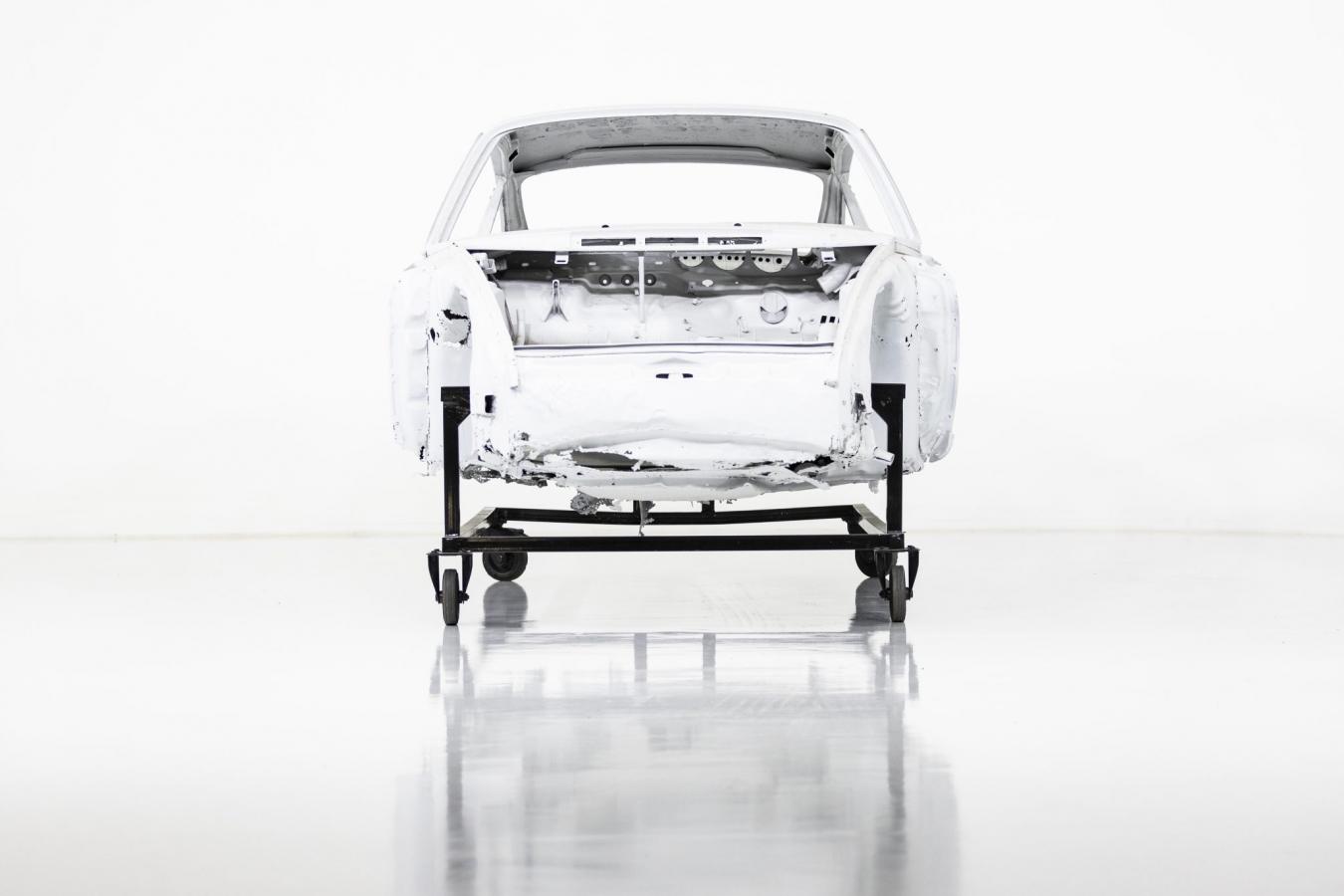 Projekt Porsche 911S SWB 1