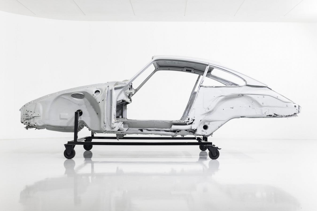Projekt Porsche 911S SWB 3