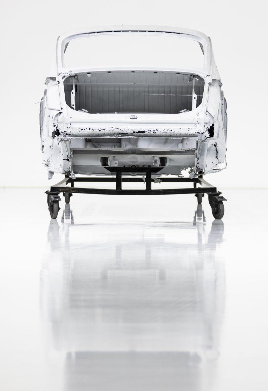 Projekt Porsche 911S SWB 4