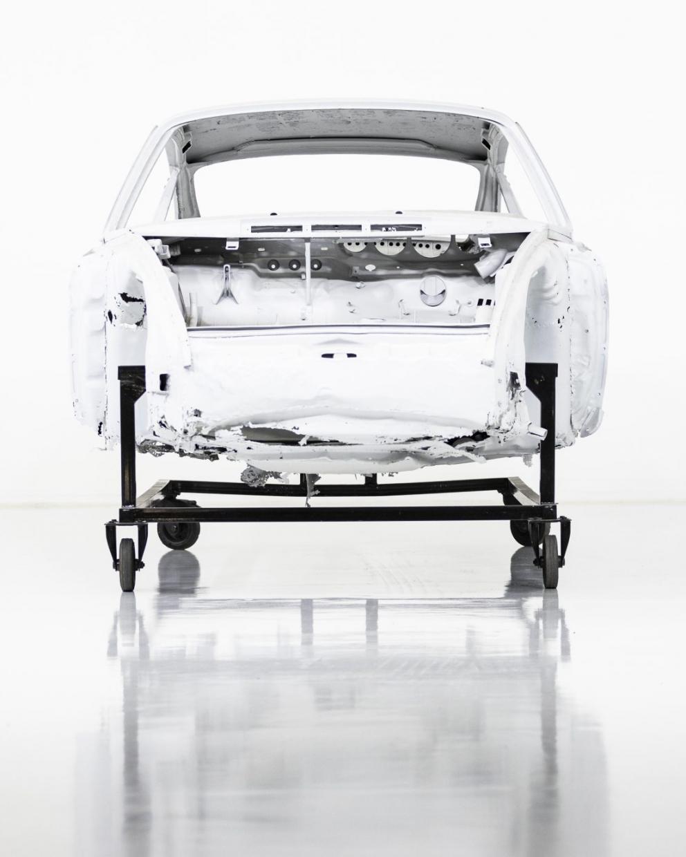 Projekt Porsche 911S SWB 5