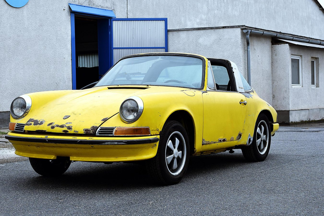 Porsche 911S SWB