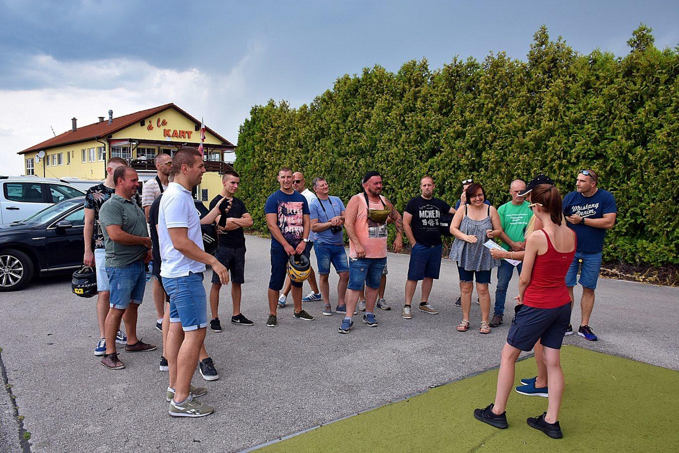Team Buliding in Pachtfurt 7