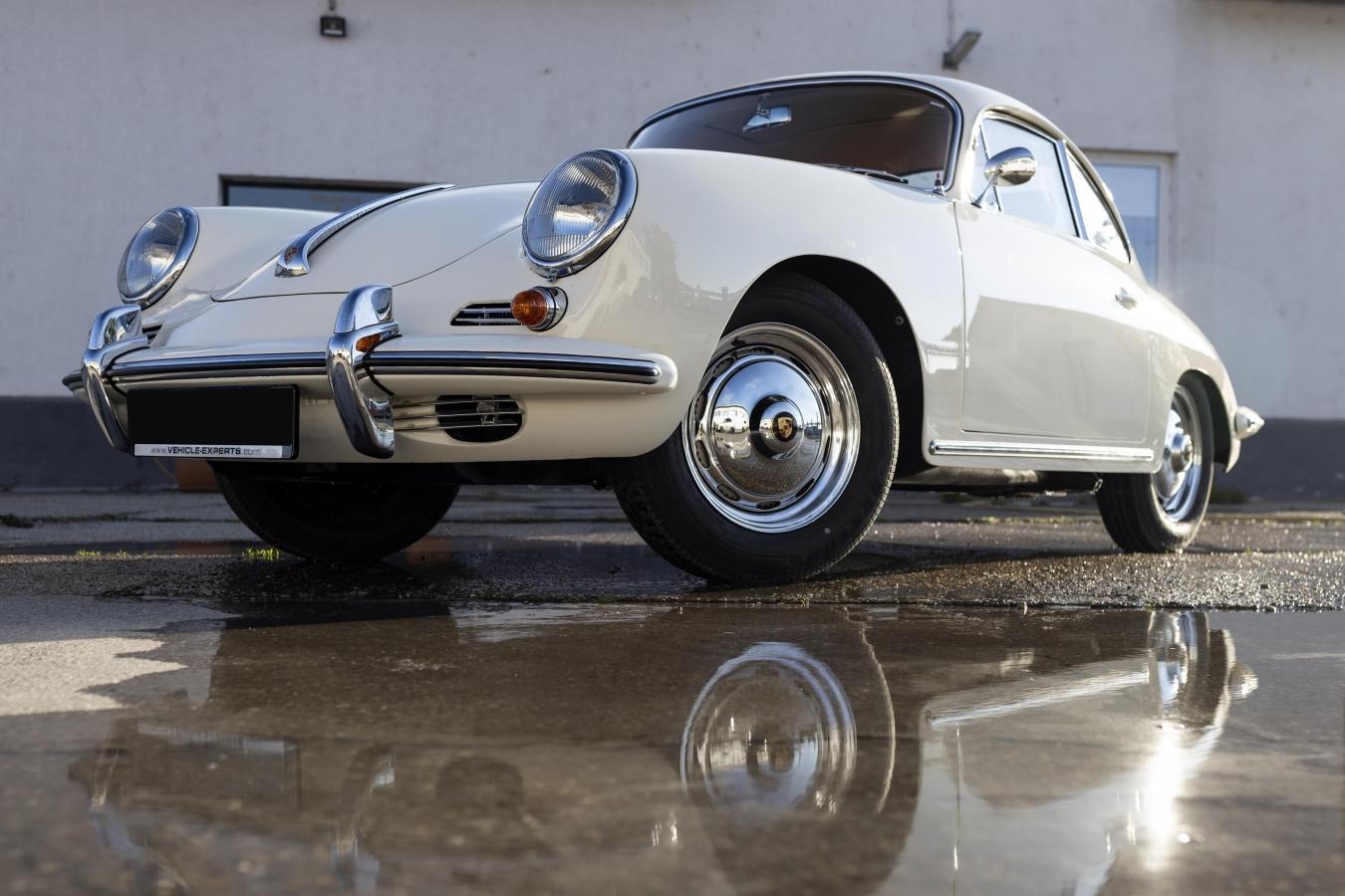 Porsche 356 B/1600 S T6 Coupé 1