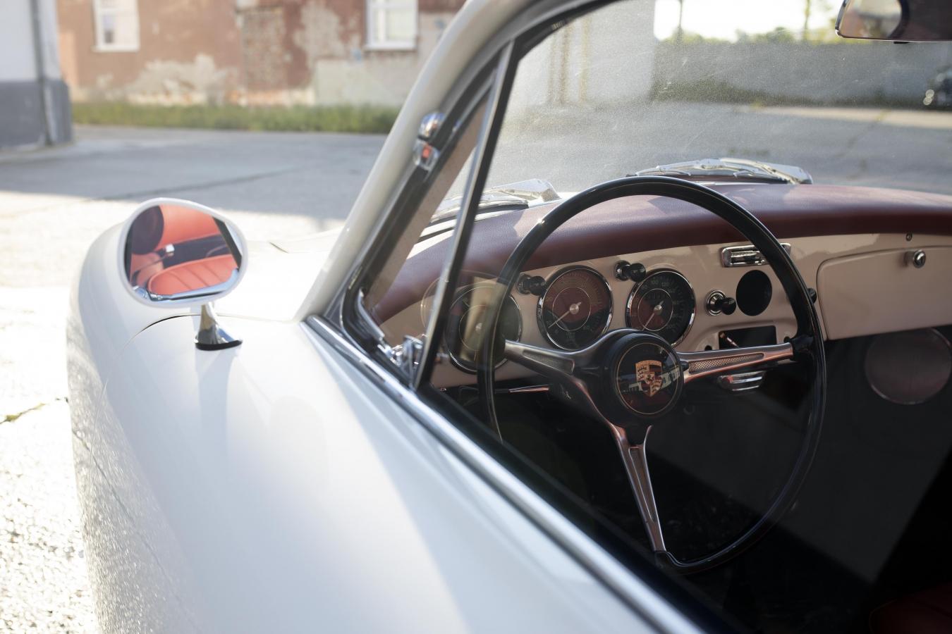 Porsche 356 B/1600 S T6 Coupé 14