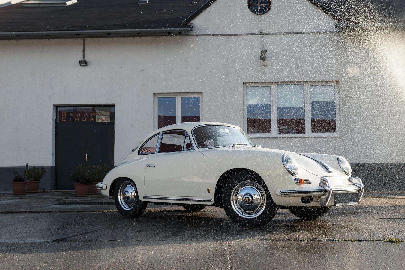 Porsche 356 B/1600 S T6 Coupé 21
