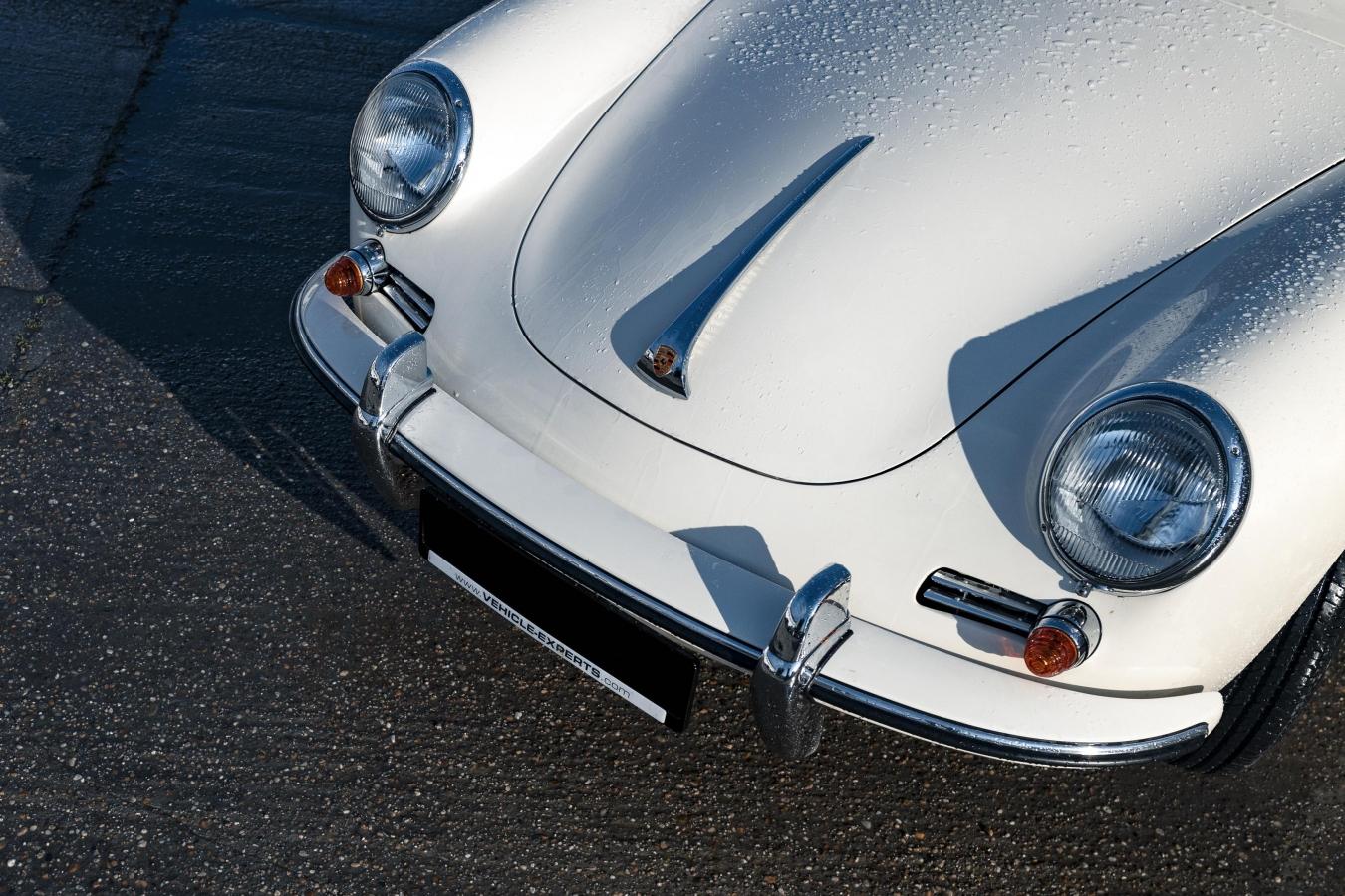 Porsche 356 B/1600 S T6 Coupé 23