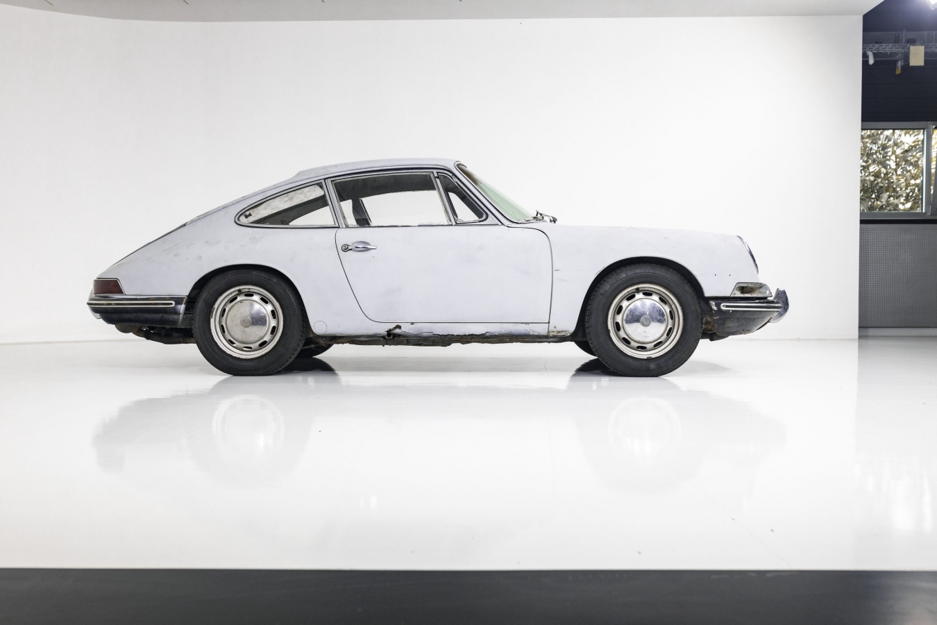 Projekt Porsche 911 SWB 8