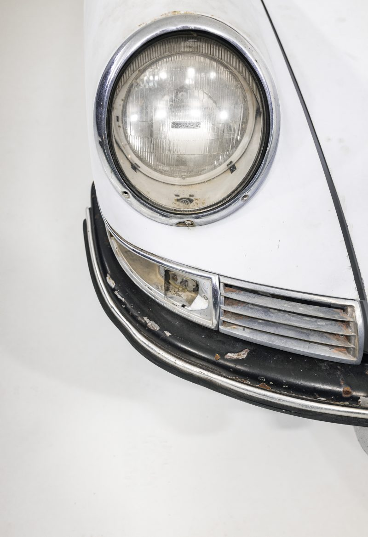 Projekt Porsche 911 SWB 9
